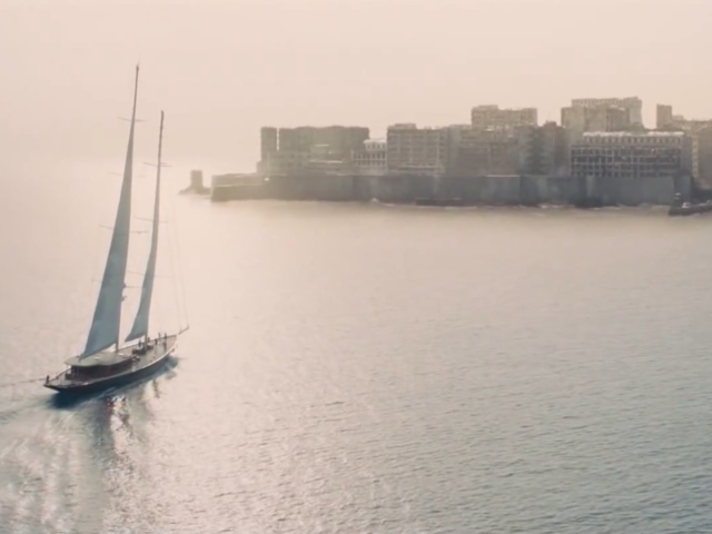 This is what Bond villain Raoul Silva's island looks like in the