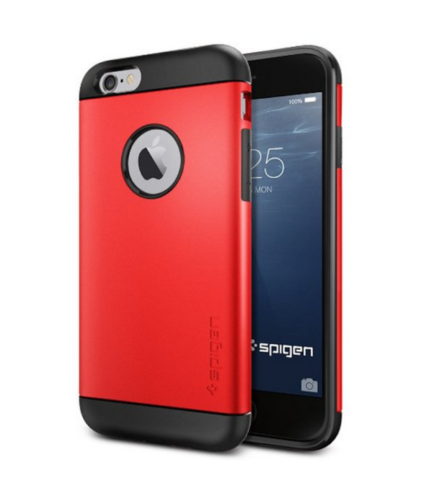 newest 71991 eb14b Spigen Slim Armor Case for the iPhone 6 ($19) | Business Insider India