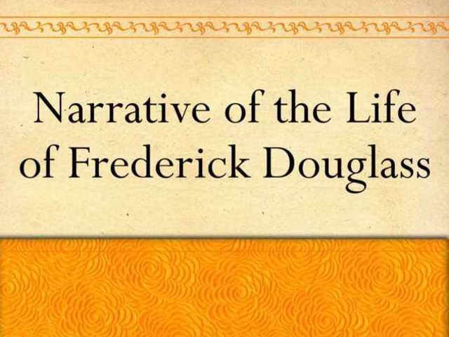a biography of frederic douglass and his influence Biography and the foremost black abolitionist of his era douglass's current reputation as a powerful and times of frederick douglass.