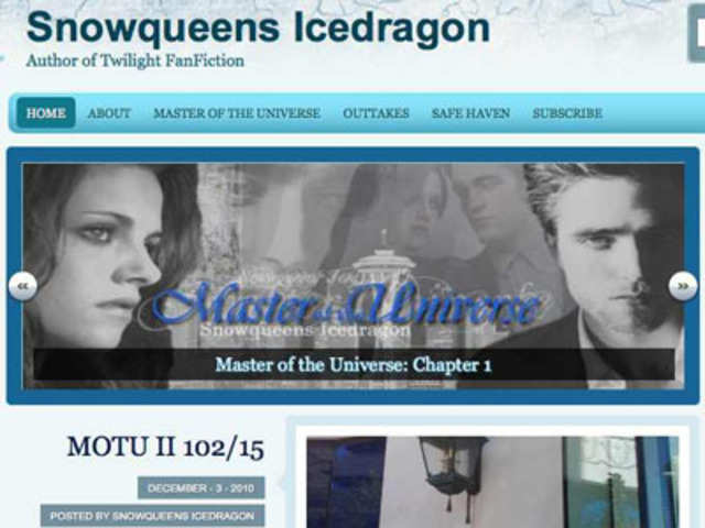 Snowqueens Icedragon