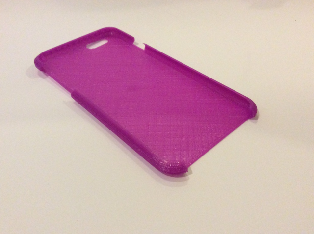 low priced d38b7 b71c5 There are tons of designs on Makerbot's Thingiverse for iPhone cases ...