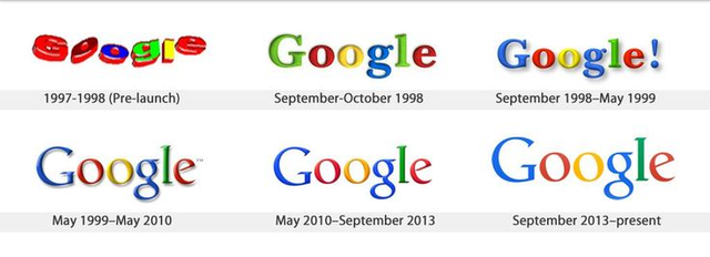 These 15 tech company logos have changed drastically since they