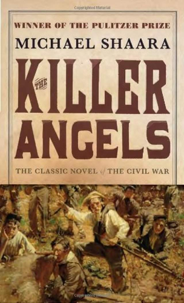 an appreciation of the civil war in the killer angels by michael shaara Since it was first published in 1974, the killer angels has become the most belove, widely-read civil war novel of the post-world war ii era.