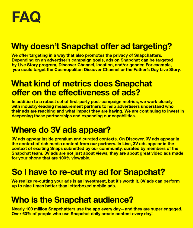 Here's exactly why Snapchat thinks advertisers should spend