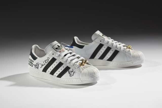 new style a6dd1 2845d Adidas x Run–DMC 25th Anniversary Superstar, 2011