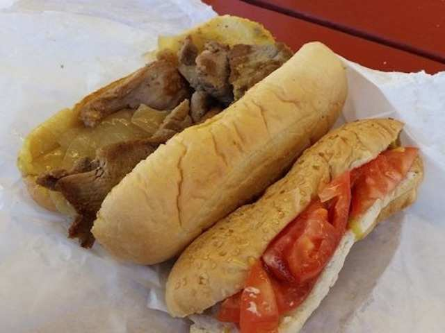 Famous Chicago Hot Dog Joints