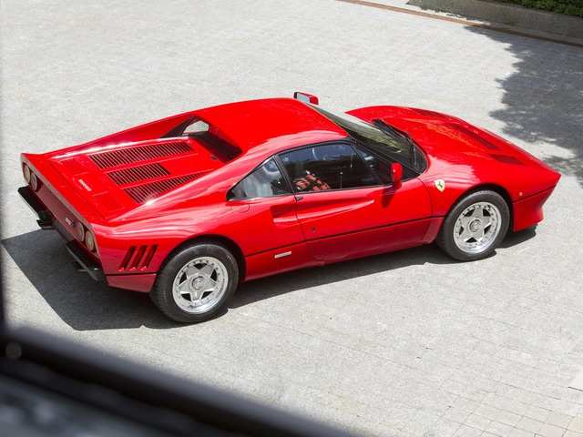 Check out these classic Ferraris that just sold for millions