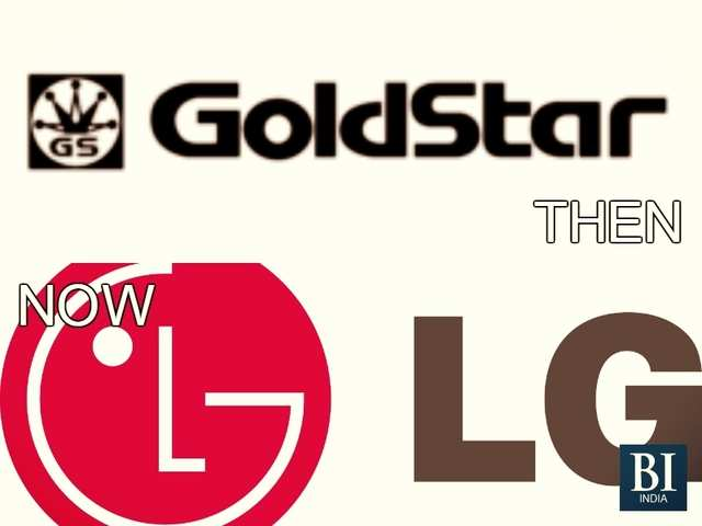 Top 10 Company Logo revisions that can rival Google's | BusinessInsider