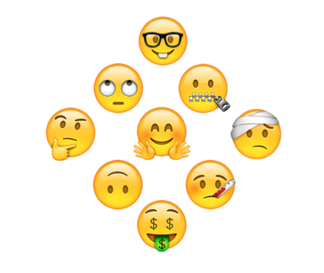 Here are all of the new emoji coming to your iPhone
