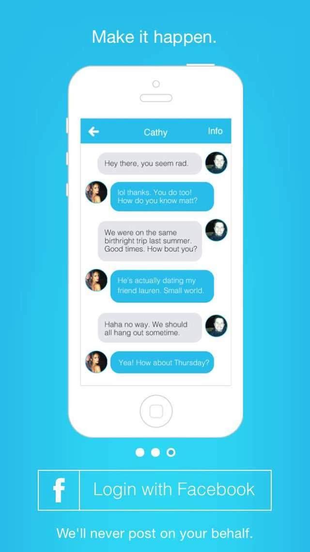 faith dating app sarah andersen dating