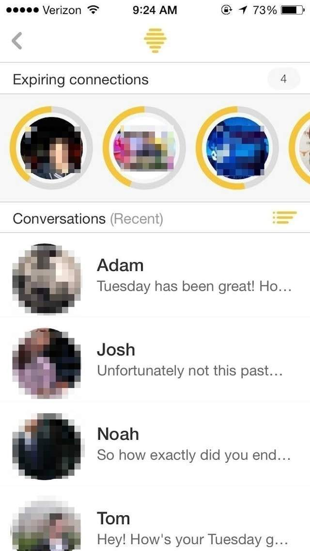 what to say first on a dating app