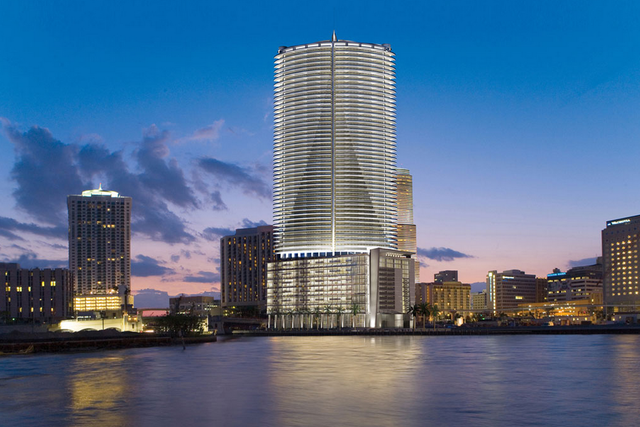He owns The Epic Residences & Hotel in Miami, which is considered to be one of the best luxury hotels in the US.