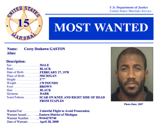 The hunt is on': The US Marshals' 9 most wanted fugitives