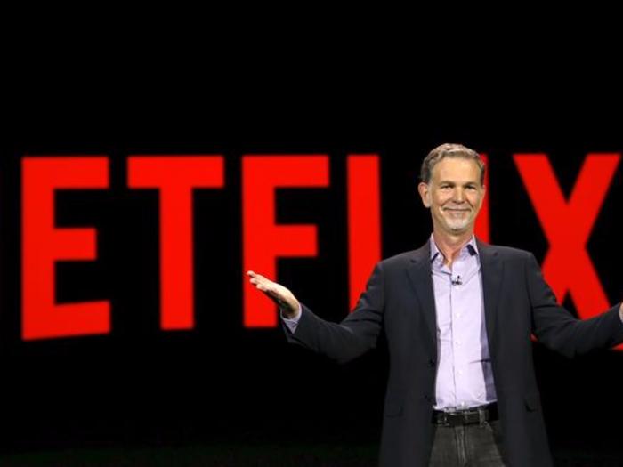 Netflix: year-long paid parental leave