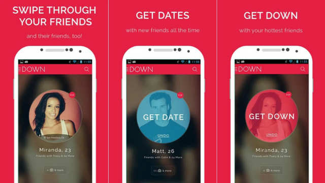 List of most popular dating apps
