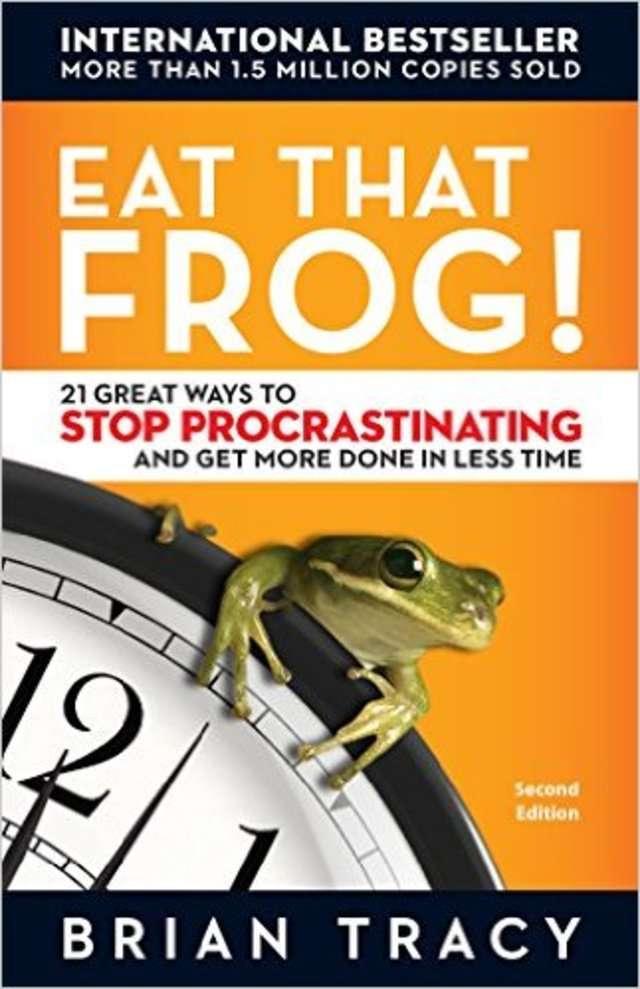 eat that frog pdf hindi