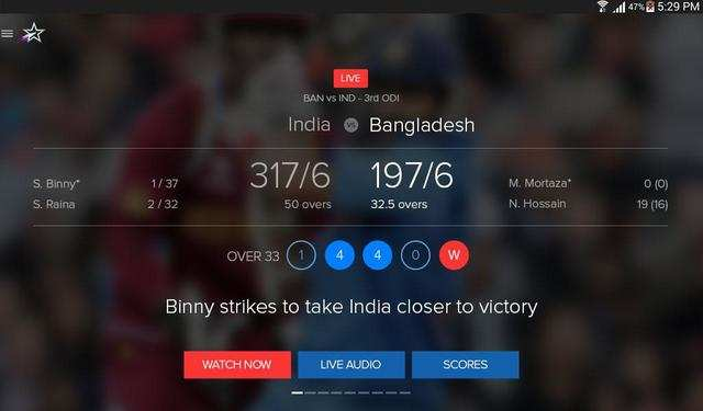 Star Sports Live Cricket Score Business Insider India