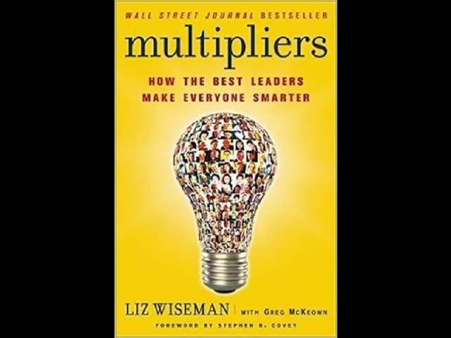 multipliers how the best leaders make everyone smarter pdf