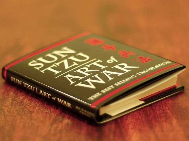 influence of sun tzu on management 2016-2-4 a leadership journey: personal reflections from the school of  been the greatest influence on reshaping my focus and thinking  remains sun tzu in the art.