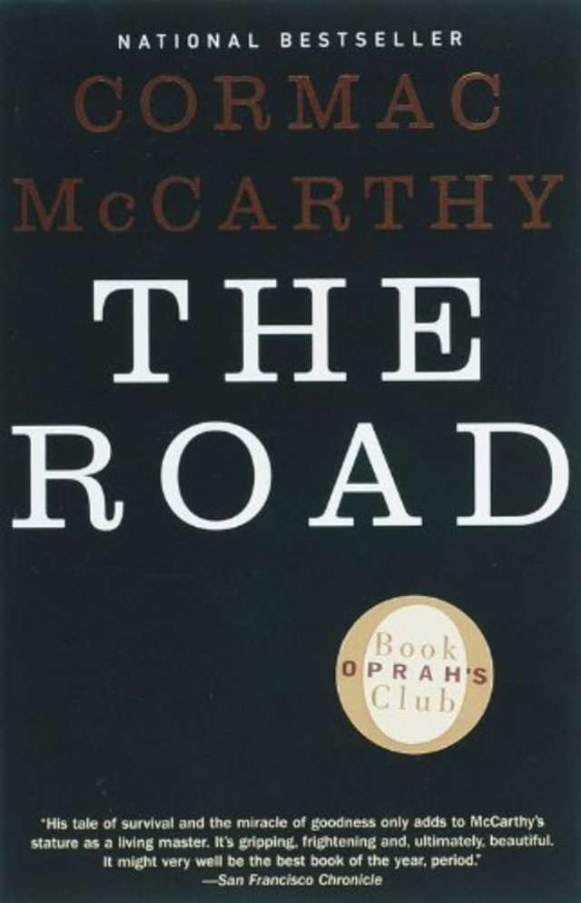 an analysis of the novel the road by cormac mccarthy