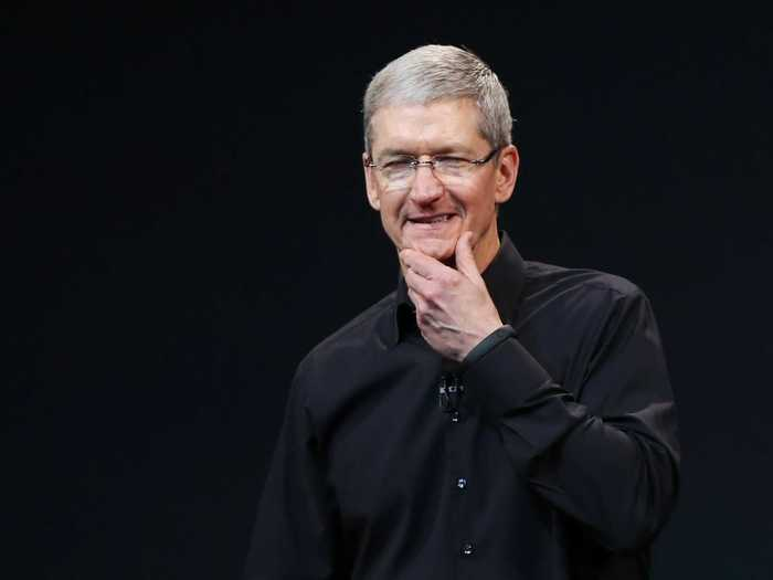 Apple CEO Tim Cook wakes up 3:45 a.m. and gets a head start on email.