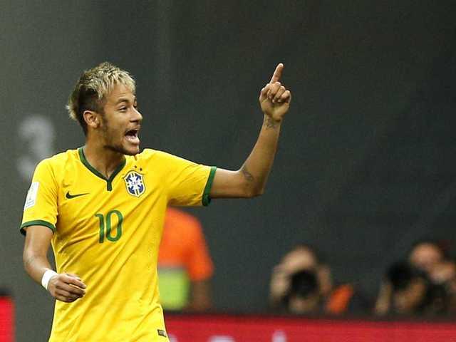 No. 4 Neymar Jr.
