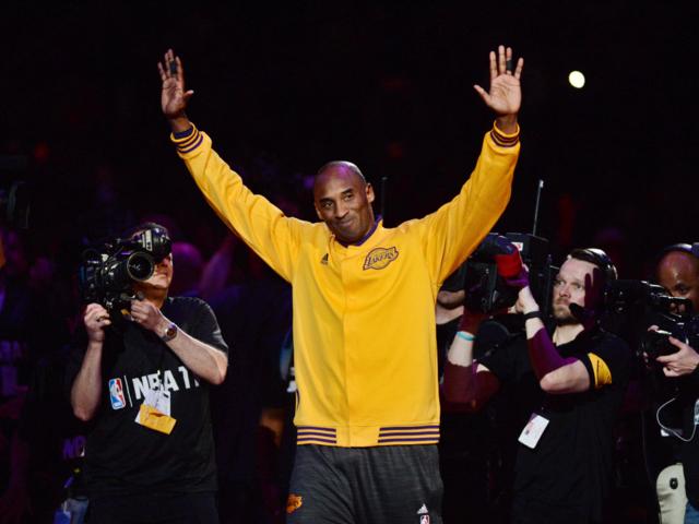 No. 10 Kobe Bryant