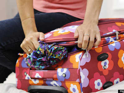 One of the most innovative ways to pack smart and travel light for your next foreign trip