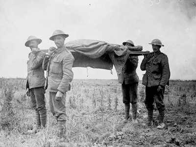 It's been 100 years since the start of one of history's bloodiest battles