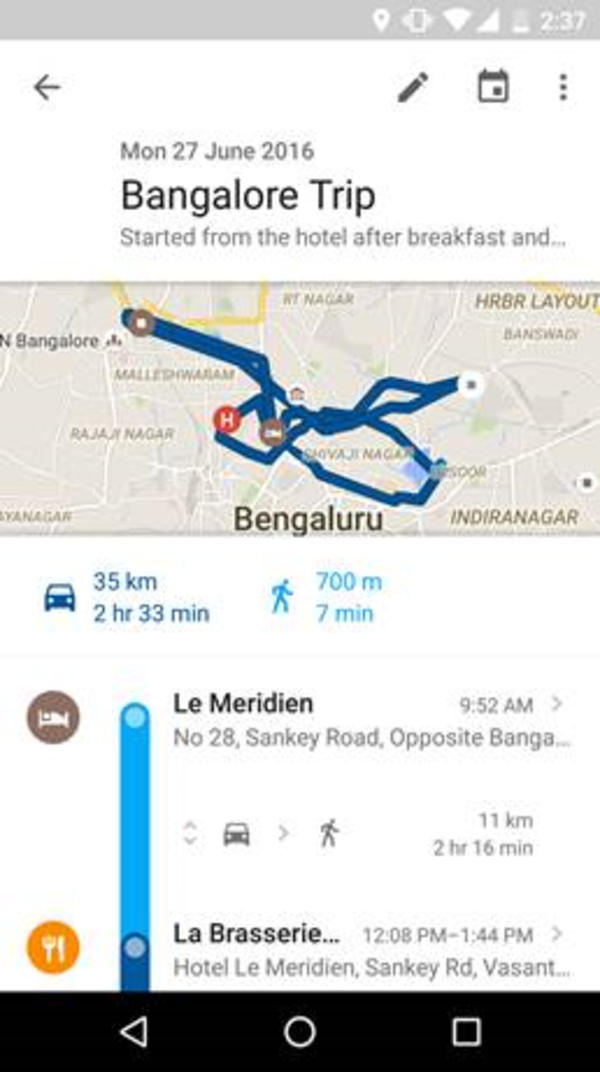Maps Multiple Stops >> How To Add Multiple Stops On Google Maps App