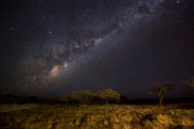 12 of the world's most beautiful spots to stargaze