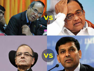 Exclusive: Raghuram Rajan vs Jaitley wasn't a one-off, his predecessor Subbarao faced it too with then Finance Minister, P Chidambaram