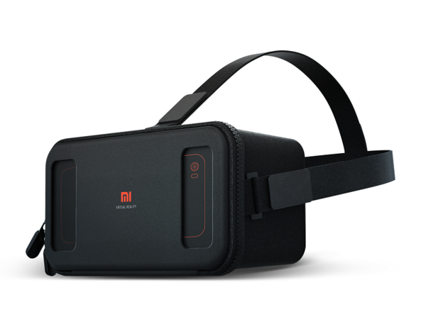 Xiaomi announces Mi VR Play, a super-trendy headset