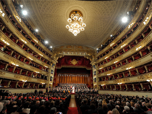 Opening Night, La Scala