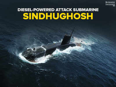 These are the submarines that Indian Navy has in its