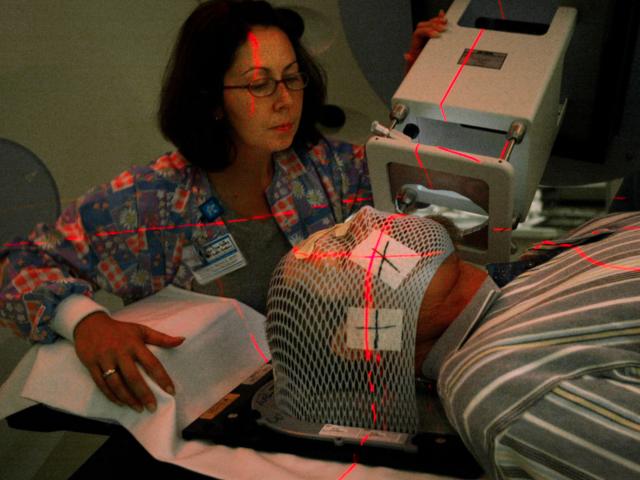 7. Radiation therapists