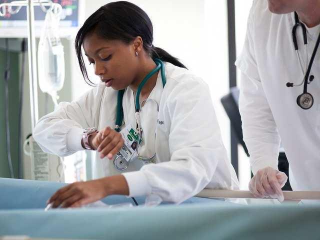 14. Registered nurses