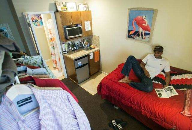 Micro Apartments In Big Cities How The Poor Live Com