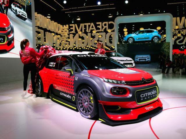 Ctcc Car Show