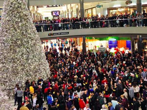 Mall of America will be closed on Thanksgiving (sorta)