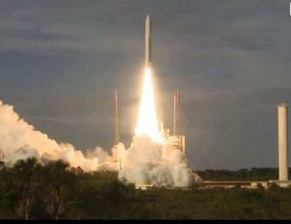 GSAT-18 Satellite Launched Successfully