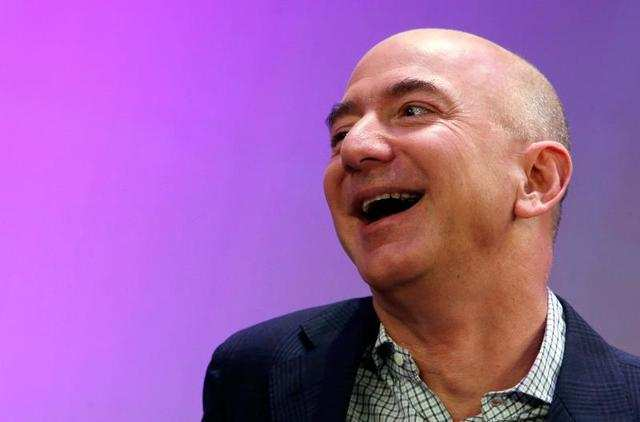 2. Jeff Bezos