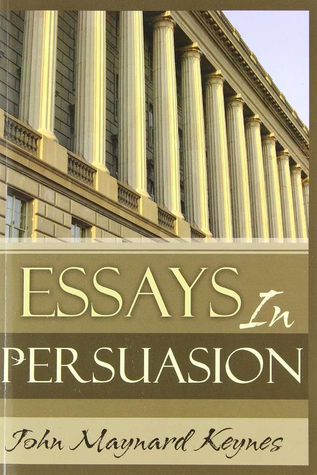 Warren Buffet 'Essays in Persuasion' by John Maynard Keynes Warren Buffet
