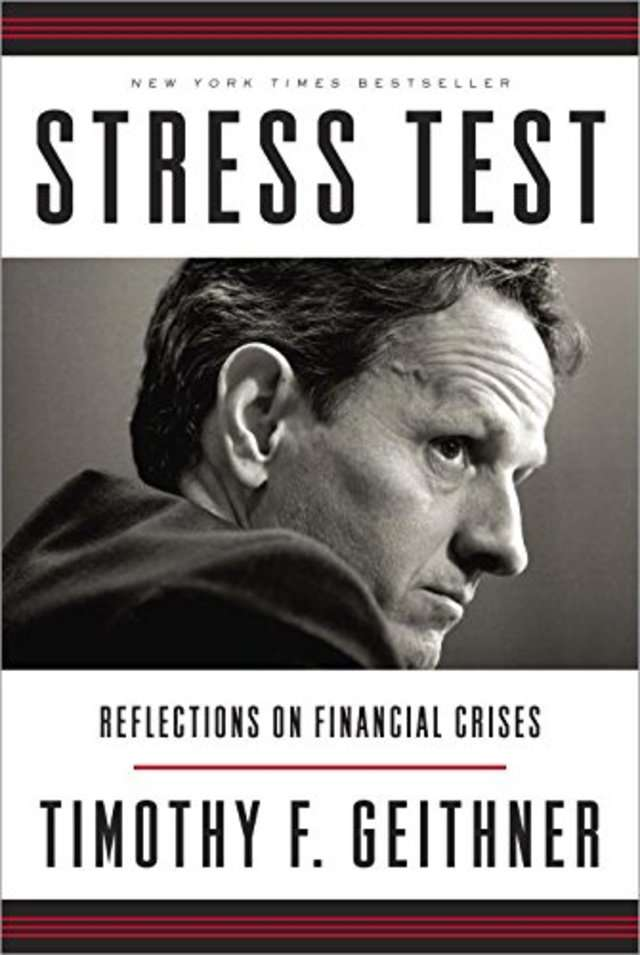 'Stress Test: Reflections on Financial Crises' by Tim Geithner