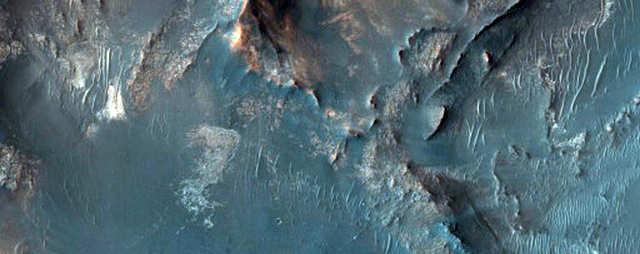 Outro possível local de pouso para a missão de Marte 2020.