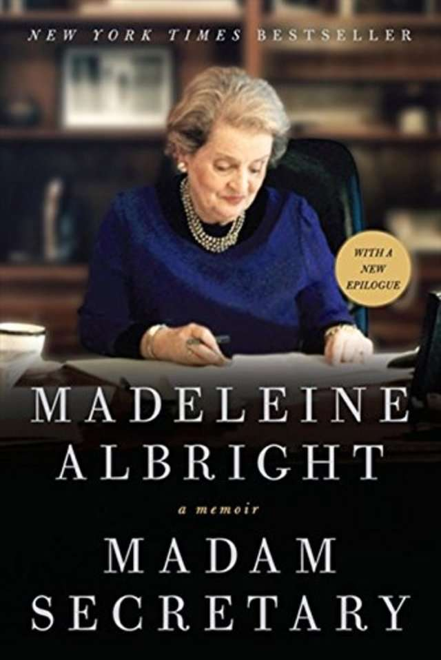 madeleine albright faith and diplomacy essay Faith and diplomacy in the international system faith and diplomacy have been soul mates all along, it seems a good short review of these issues is found in george weigel's opening essay in just war and the gulf war.