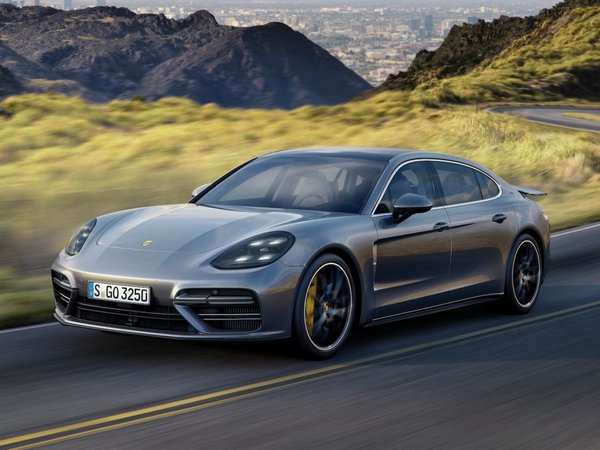 Check out the 2017 Porsche Panamera range