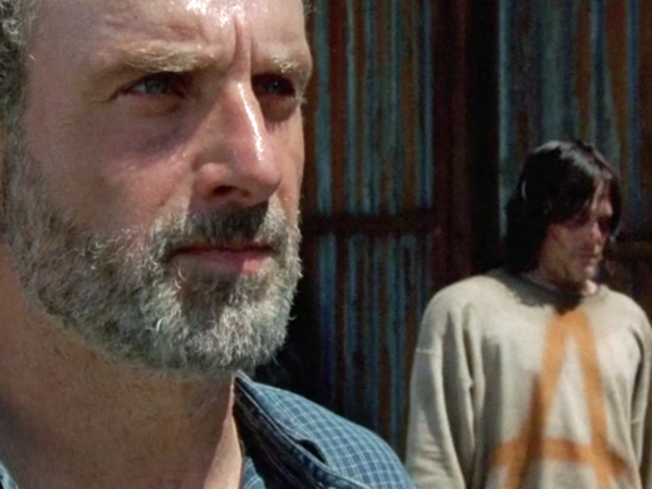 'The Walking Dead' Movie On the Way, Says Showrunner
