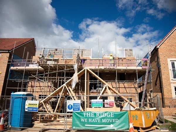 Housing Starts Jump 25.5 Percent in October