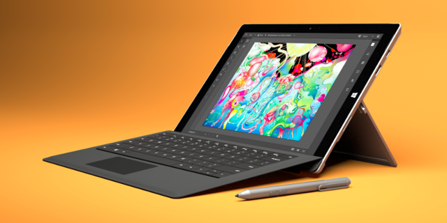 A new version of Microsoft's Surface Pro